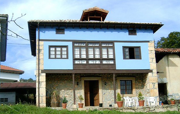 Casa de aldea 663