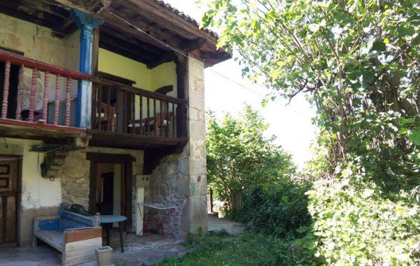 Casa de aldea 582