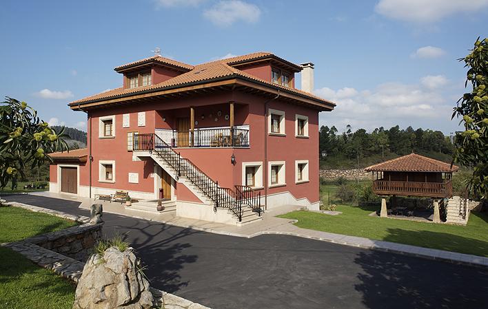 Casa de aldea 451