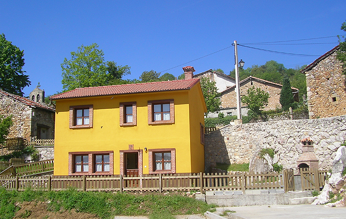 Casa Aldea 104