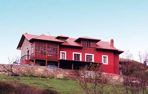 Casa rural de alquiler por habitaciones 172