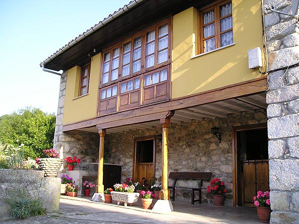 Casa de aldea 539