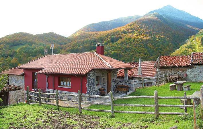 Casa de aldea 494
