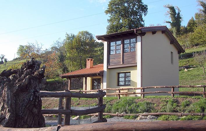 Casa de aldea 424