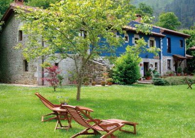 Casa rural de alquiler por habitaciones 185