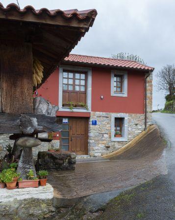 Casa de aldea 414