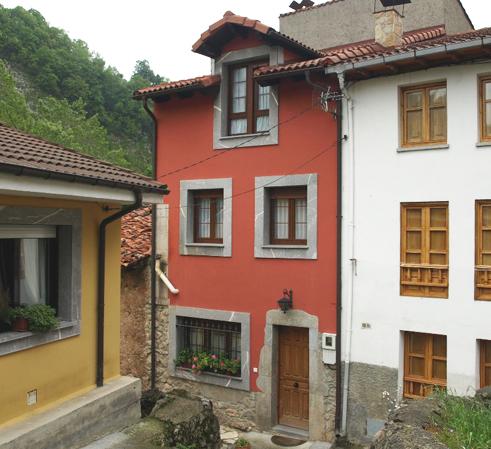 Casa de aldea 571
