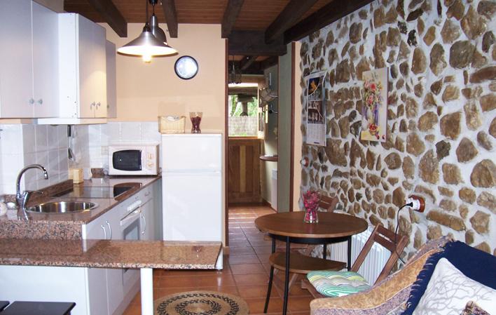 Casa de aldea 580