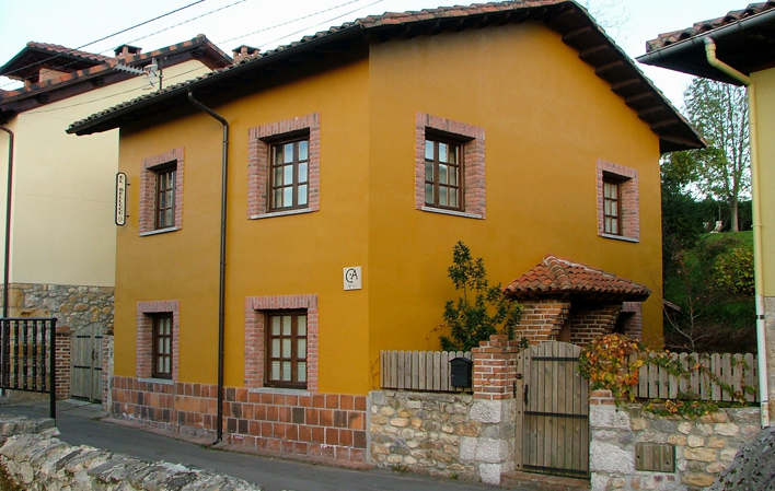 Casa de aldea 520