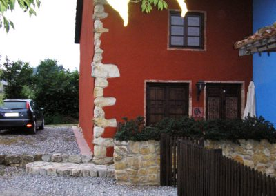 Casa de aldea 602