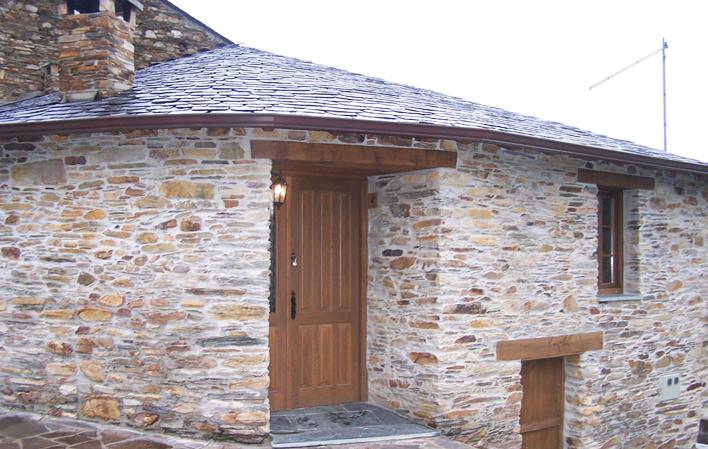 Casa de aldea 548