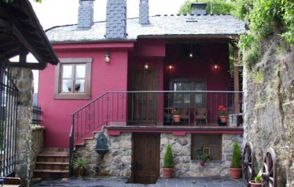 Casa rural de alquiler por habitaciones 145