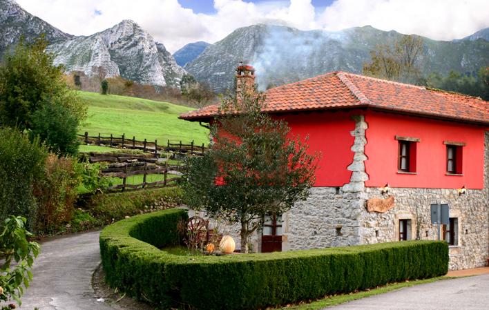 Casa Aldea 100