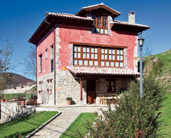 Casa de aldea 506