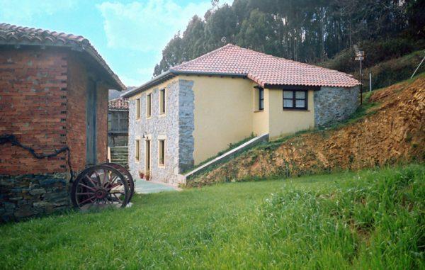 Casa de aldea 505