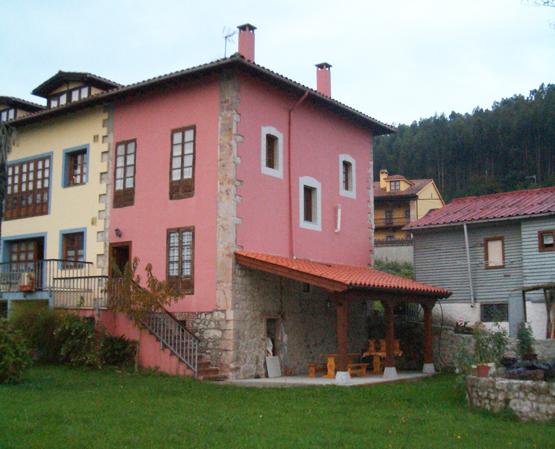 Casa de aldea 564