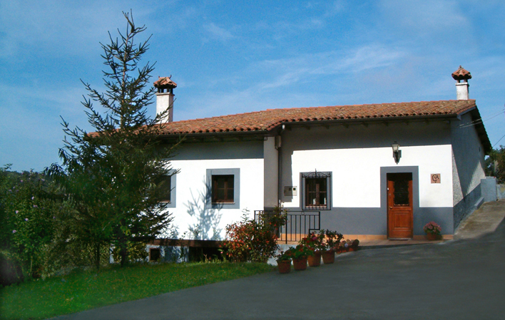 Casa de aldea 552