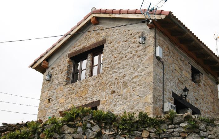 Casa de aldea 518
