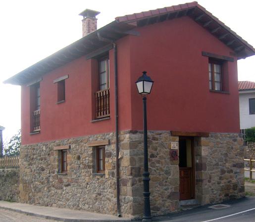 Casa de aldea 643