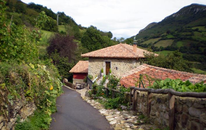 Casa de aldea 423