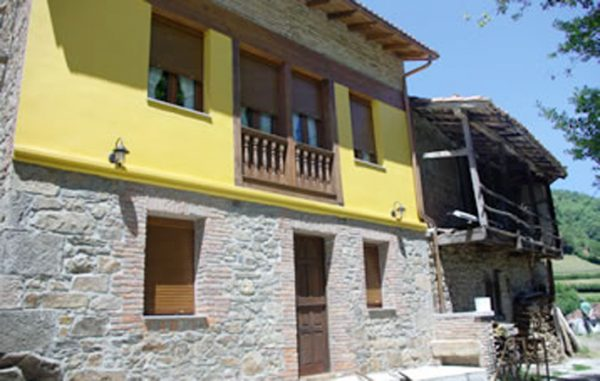 Casa de aldea 534