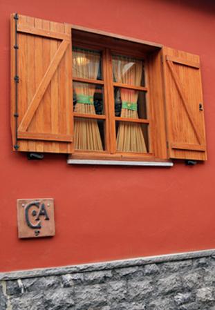 Casa de aldea 586