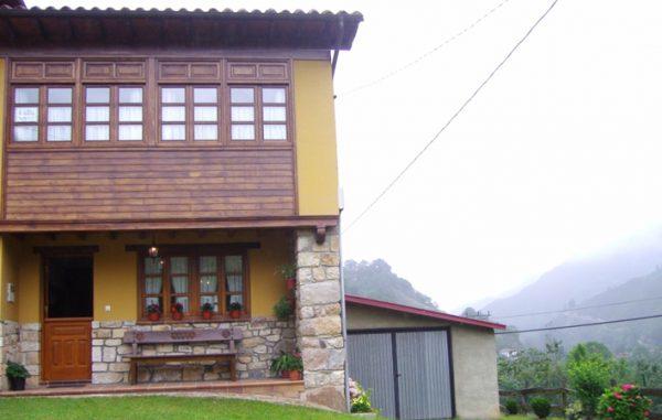 Casa de aldea 636