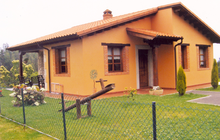 Casa de aldea 459