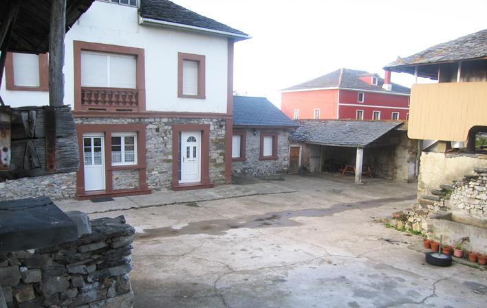 Casa de aldea 614