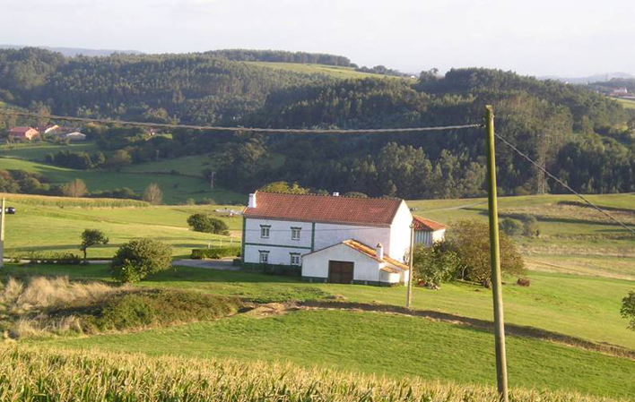 Casa de aldea 639
