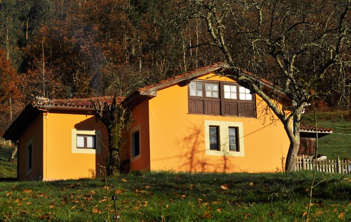 Casa de aldea 620