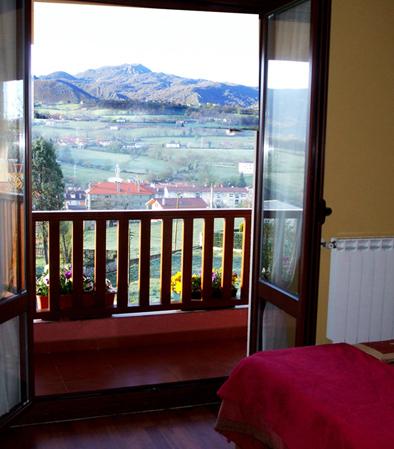 Casa rural de alquiler por habitaciones 131