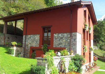 Casa rural de alquiler por habitaciones 190