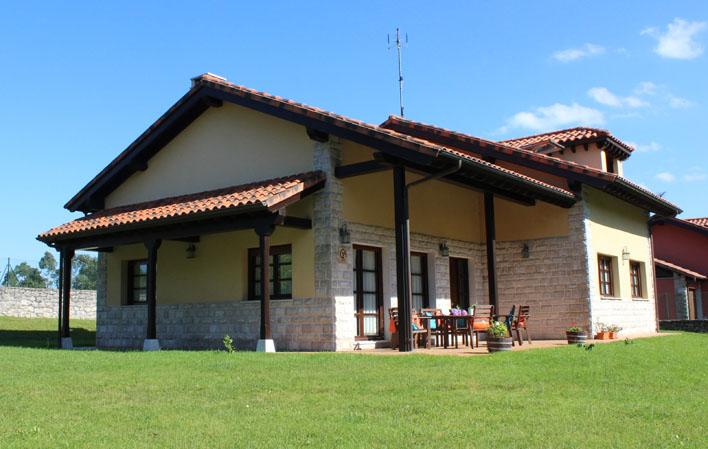 Casa de aldea 551