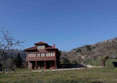 Casa rural de alquiler por habitaciones 149