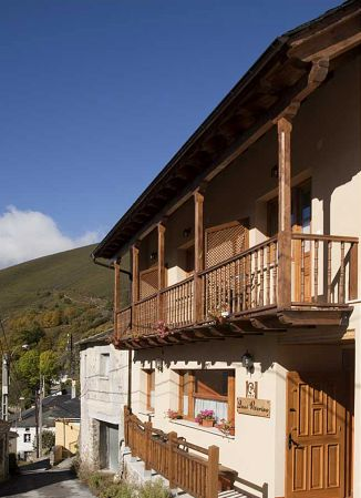 Casa rural de alquiler por habitaciones 175