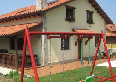 Casa rural de alquiler por habitaciones 159