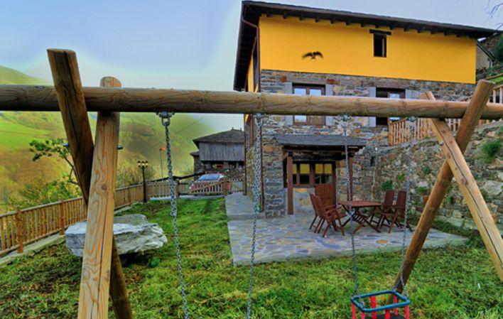 Casa de aldea 491