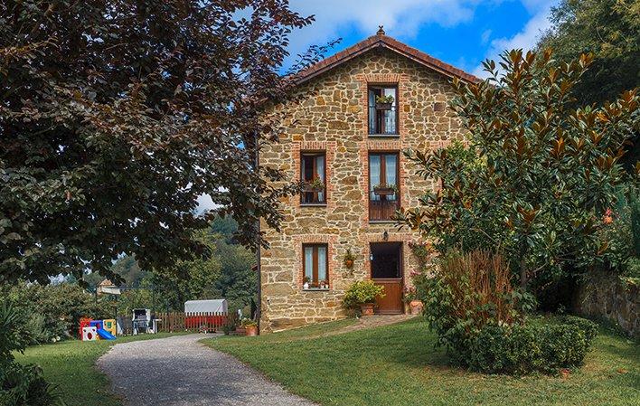 Casa de aldea 470
