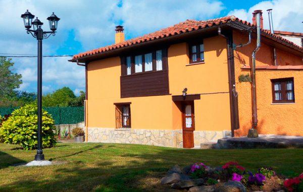 Casa de aldea 712