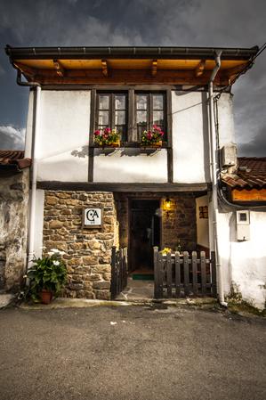 Casa de aldea 568