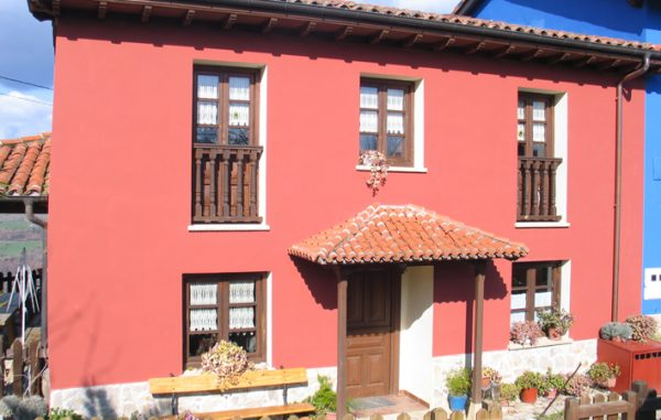 Casa de aldea 597