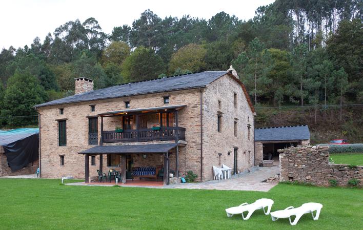 Casa rural de alquiler por habitaciones 135