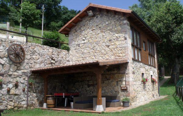 Casa de aldea 615