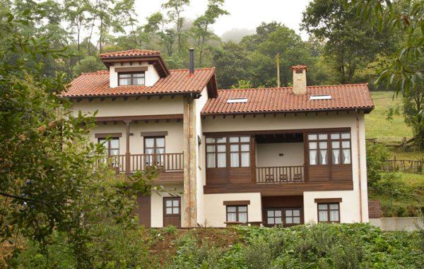 Casa de aldea 447