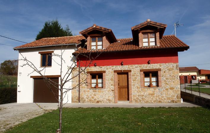 Casa de aldea 512
