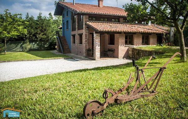Casa de aldea 680
